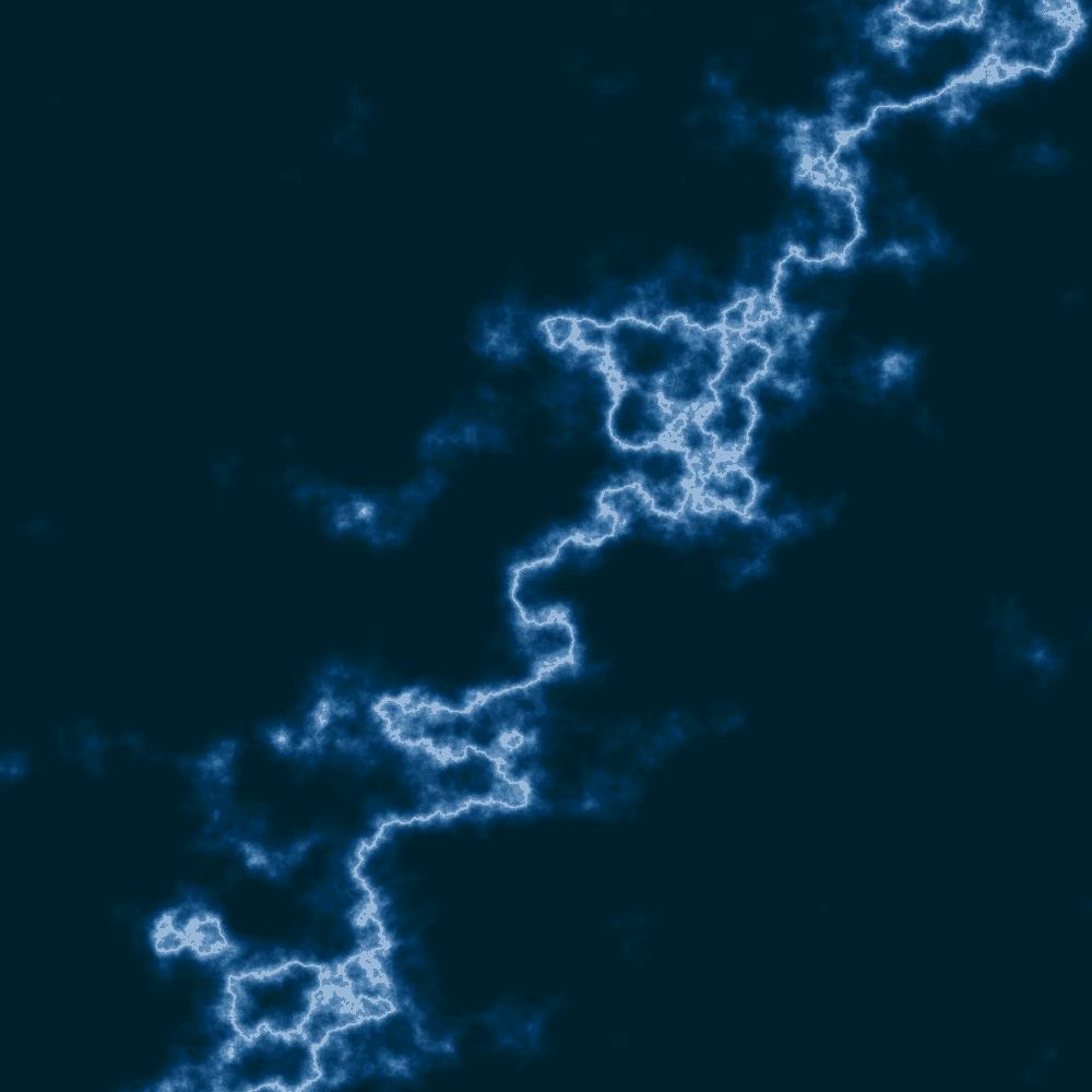 wierd lightning