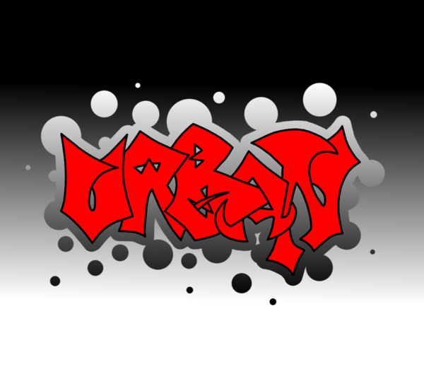 Urban Camoflauge Graphic Logo