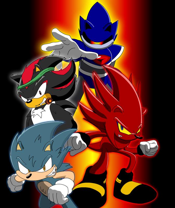 Sonic Flash Movies