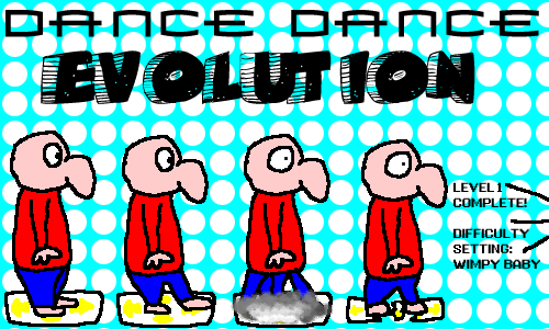 Dance Dance Evolution