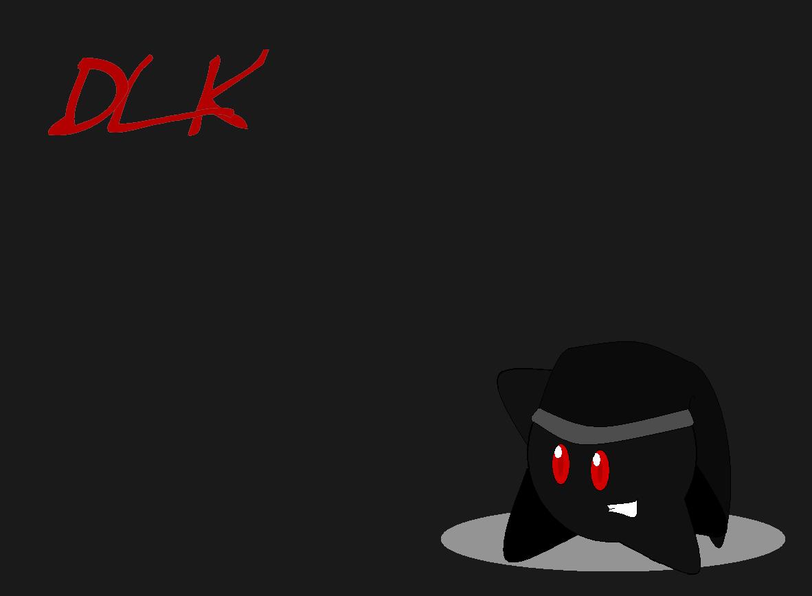 Dark Link Kirby background