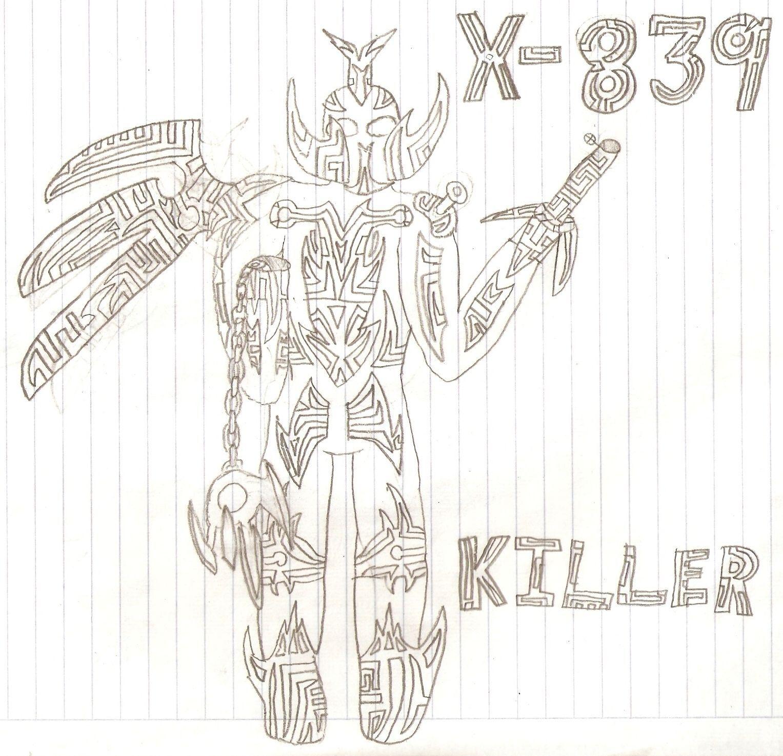 X-839 Killer