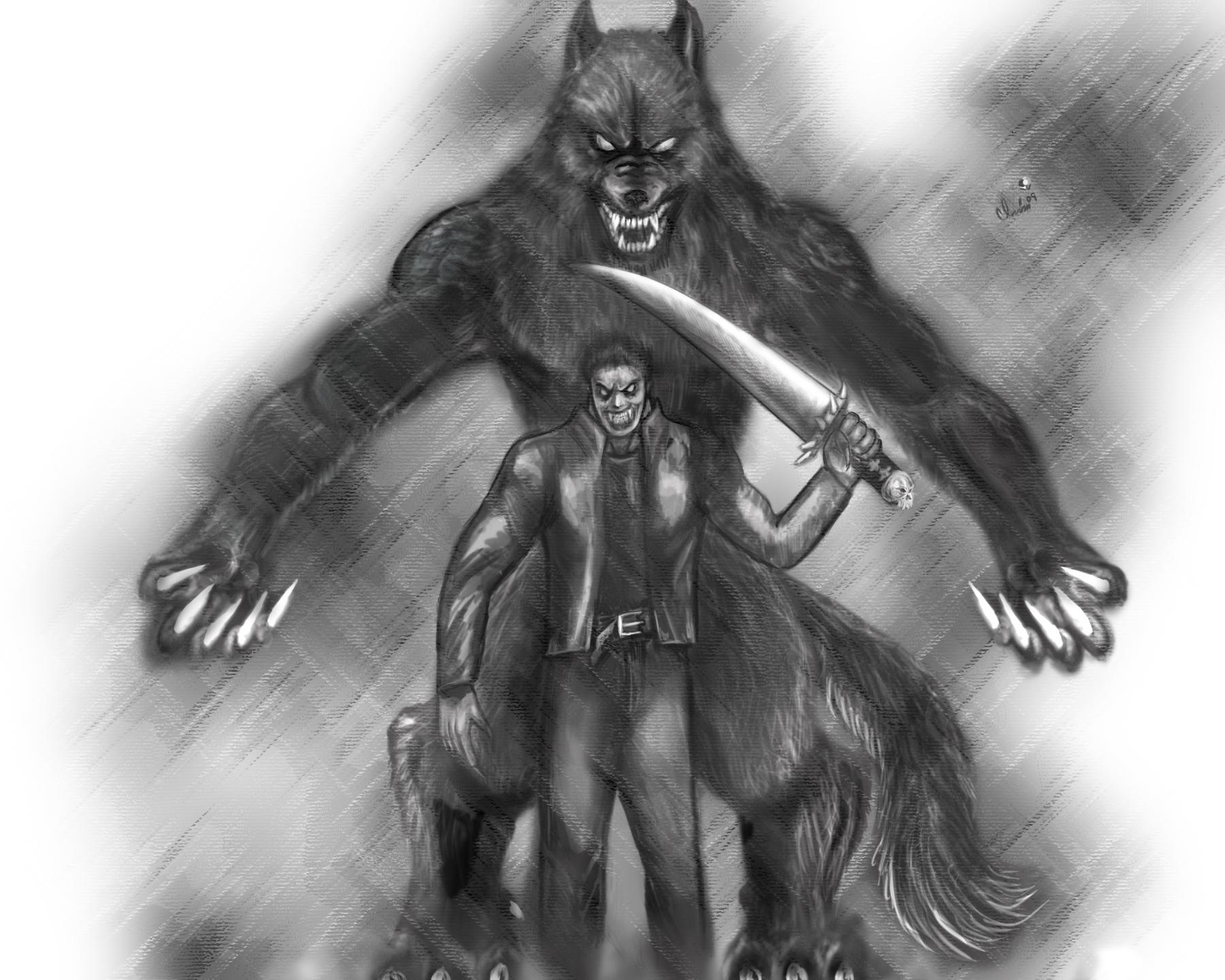 Vamp Vs Wolf