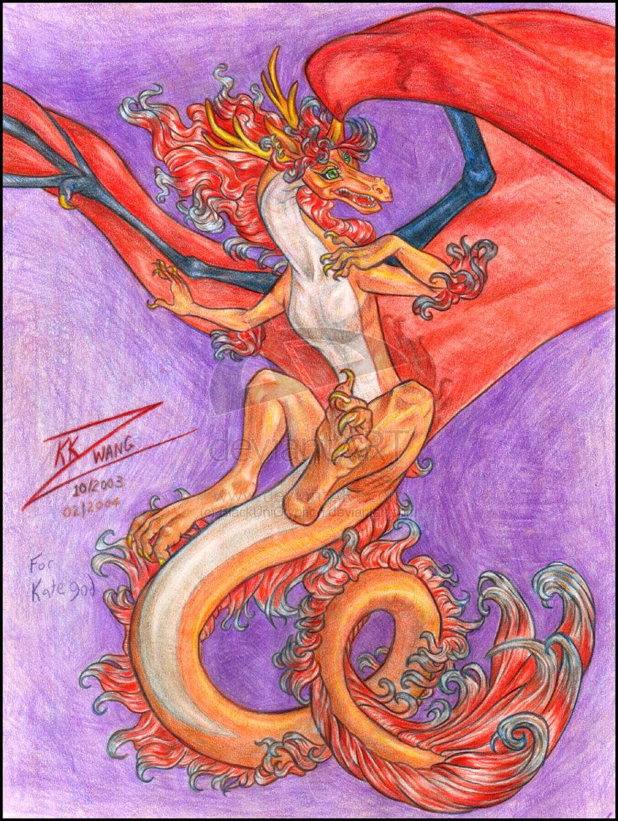 KateGod's Dragon