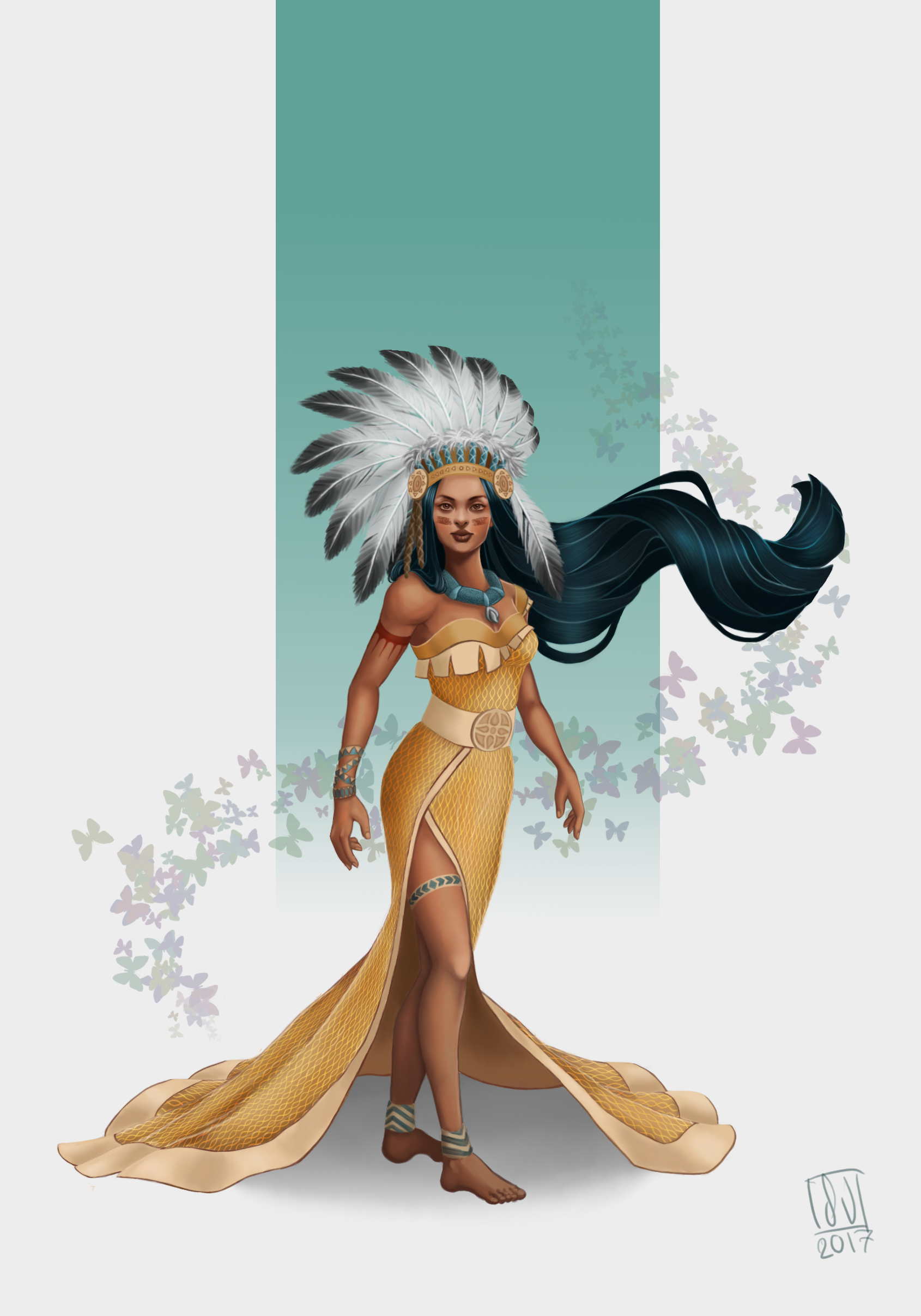 Pocahontas LVL 99