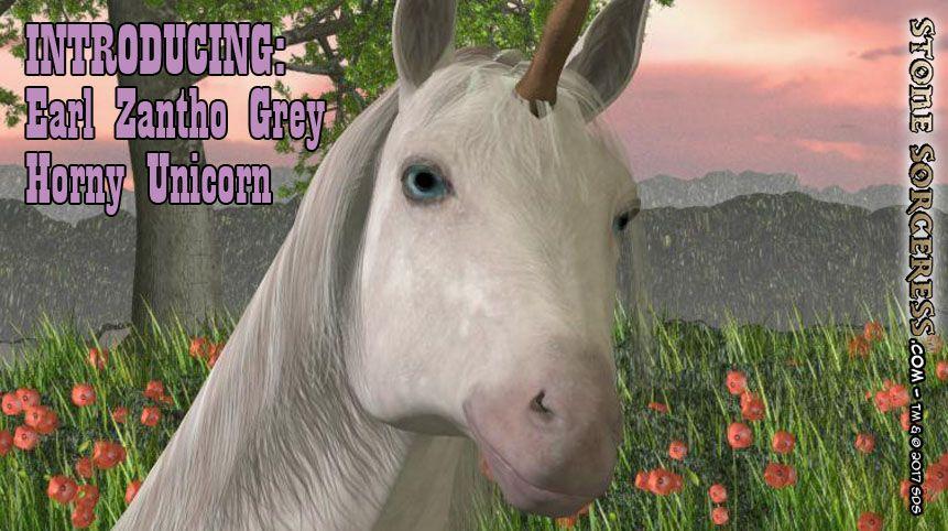 Unicorn Is Named...