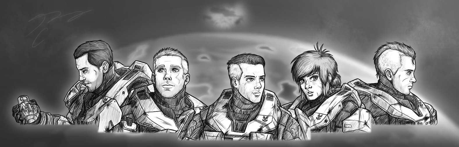 Halo Ammunition - Cover Concept