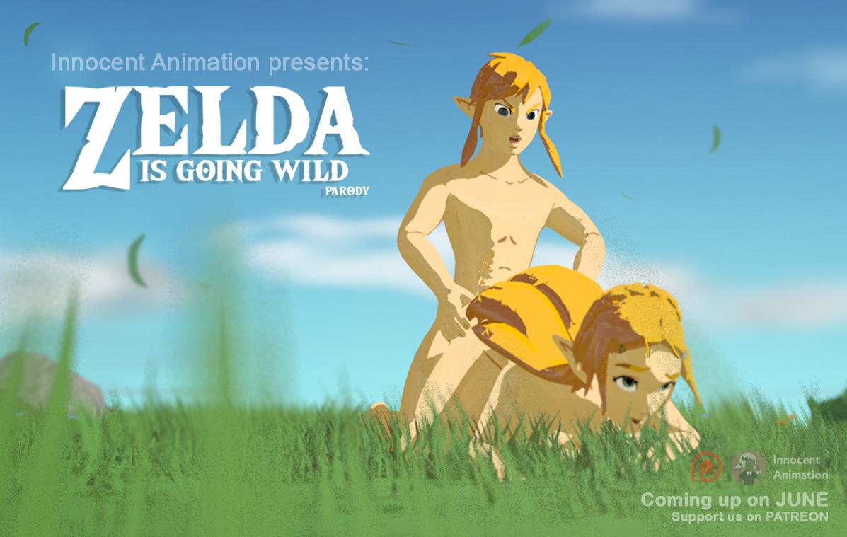 This June, Zelda is going wild