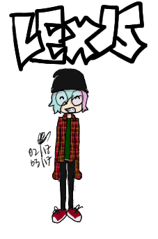 Lexis // Character Design