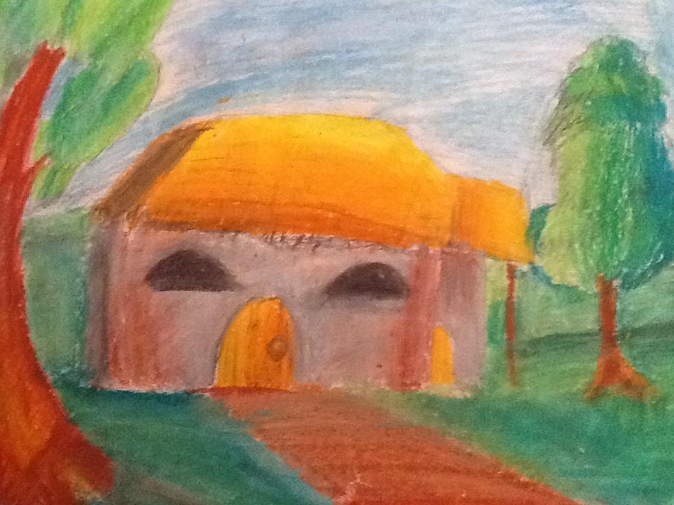 an old house (2016)