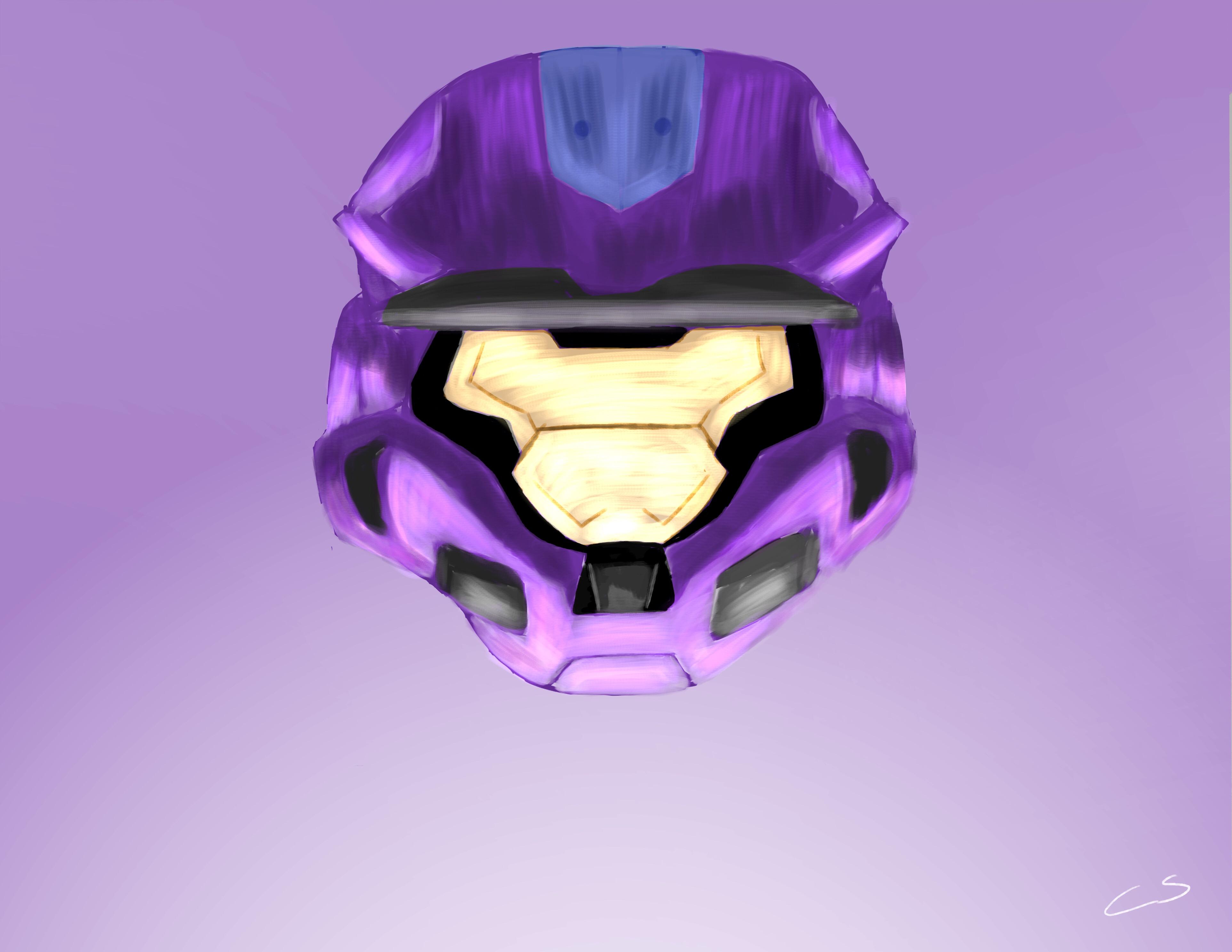 Mark V[B] Helmet Art