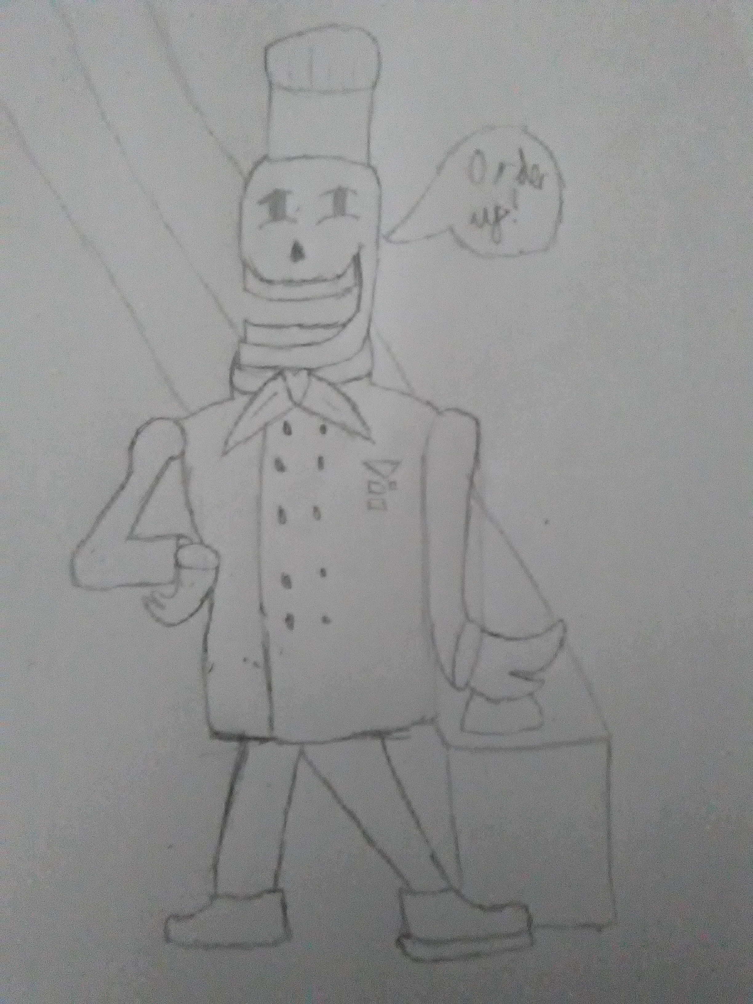 Jobtale: Chef Papyrus