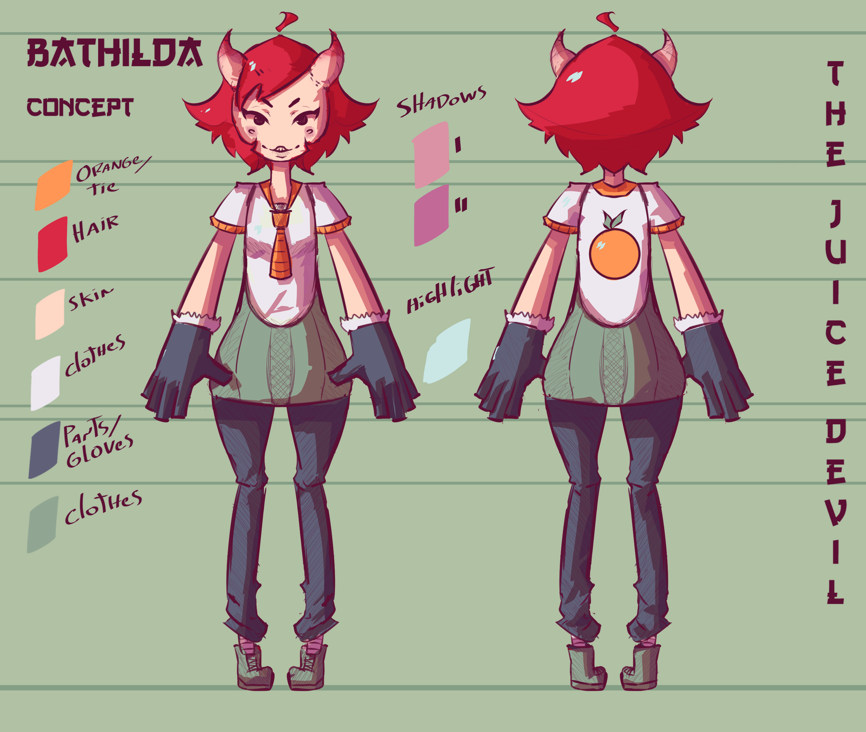 bathilda concept
