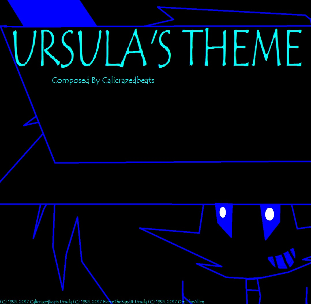 Ursula's theme single album