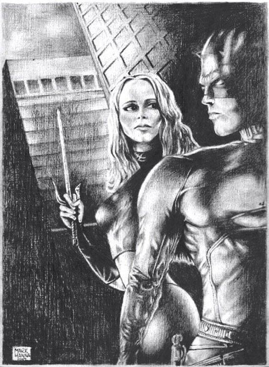 Daredevil & Electra