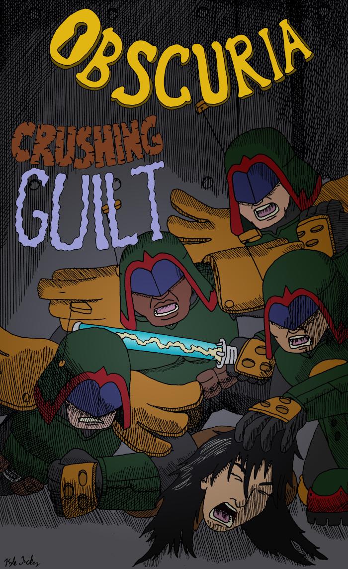 Crushing Guilt Cover