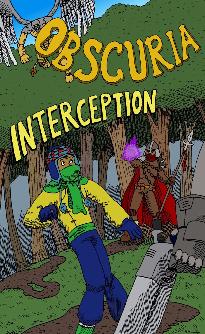 Interception cover