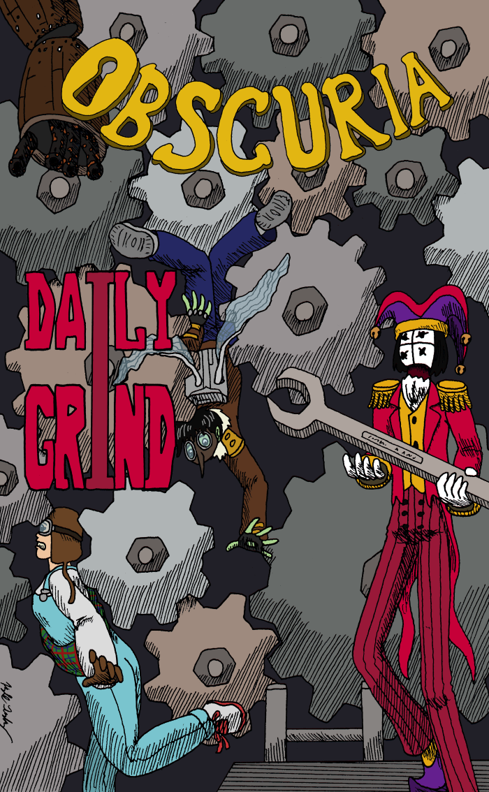 Daily Grind Cover