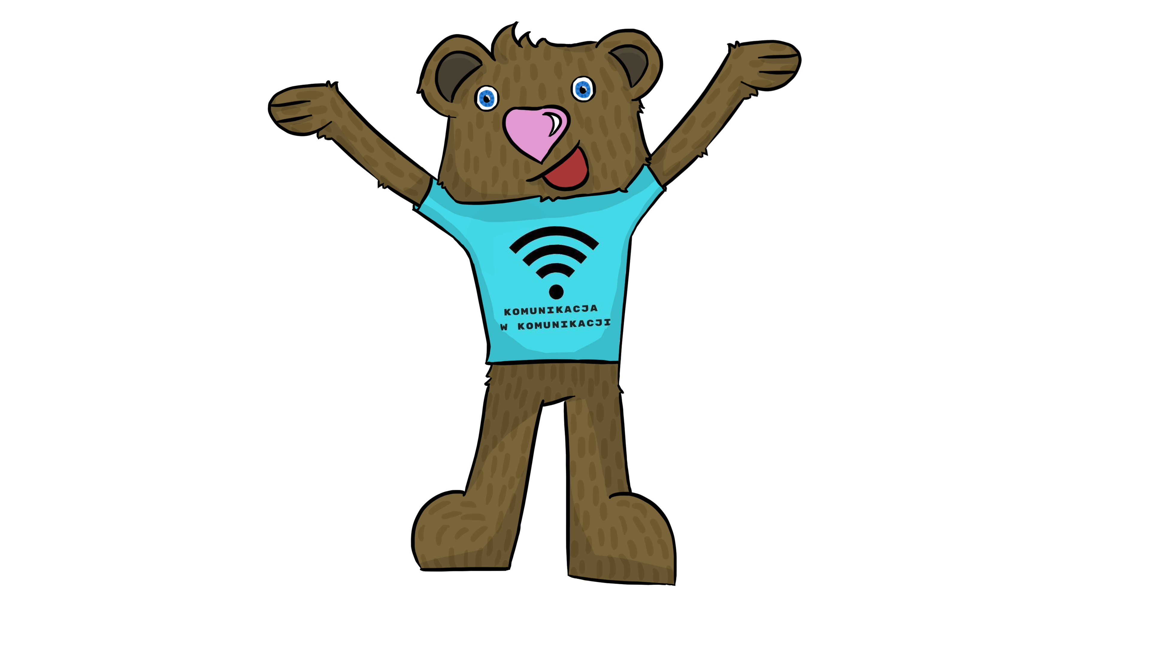 Dis-connect Bear - School project