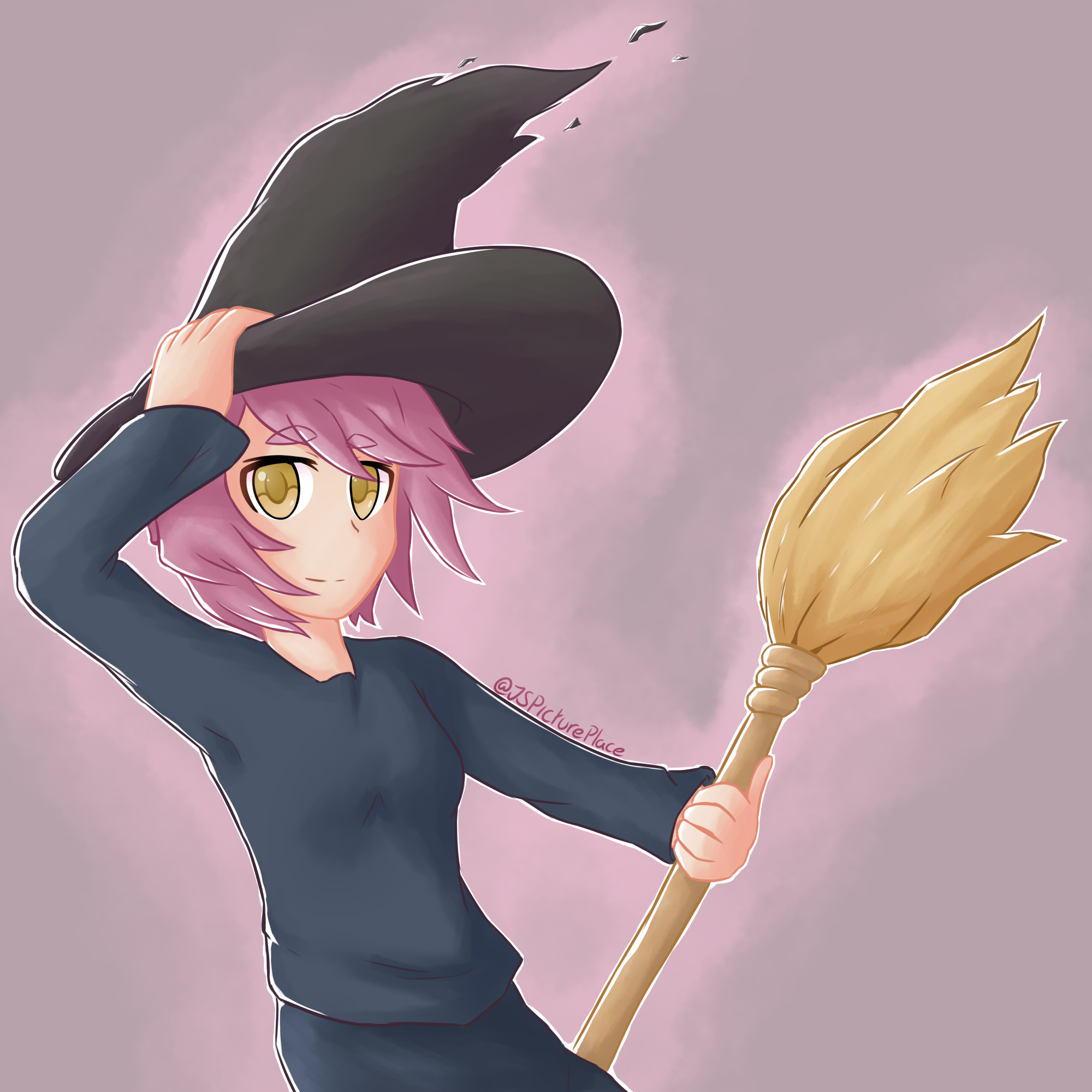 Little Witch Gril