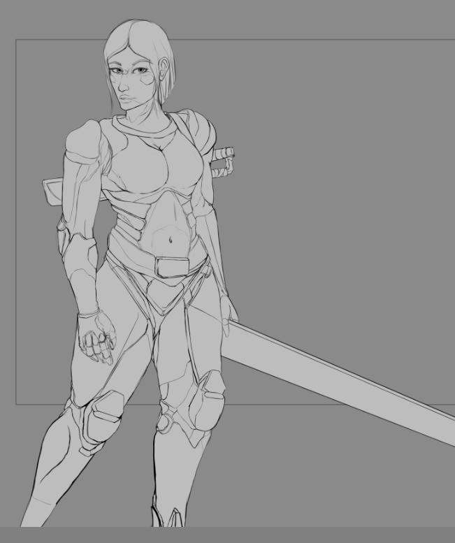 Metal Gear Revenge female practice
