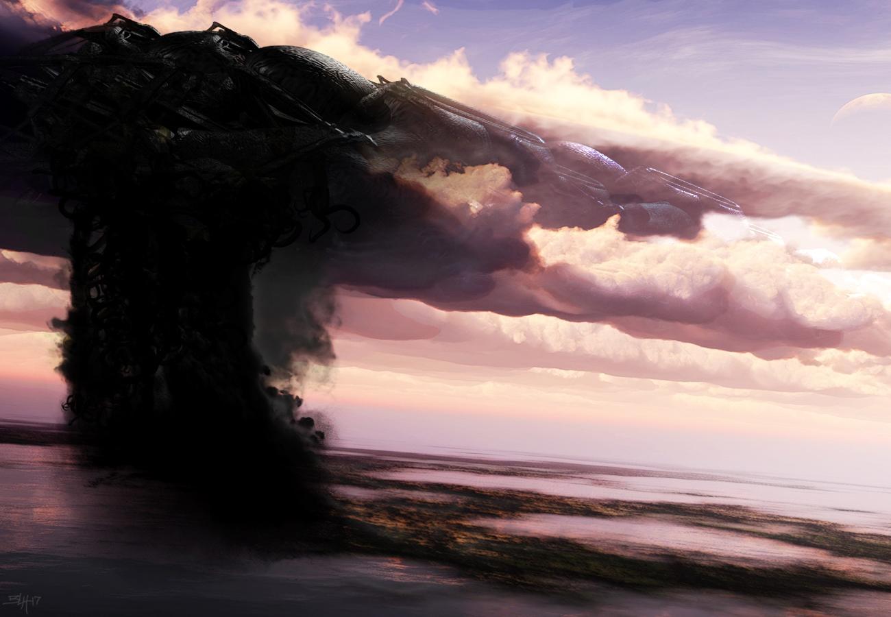"""Akuun'Dur Morarch """"The Black Tide"""""""