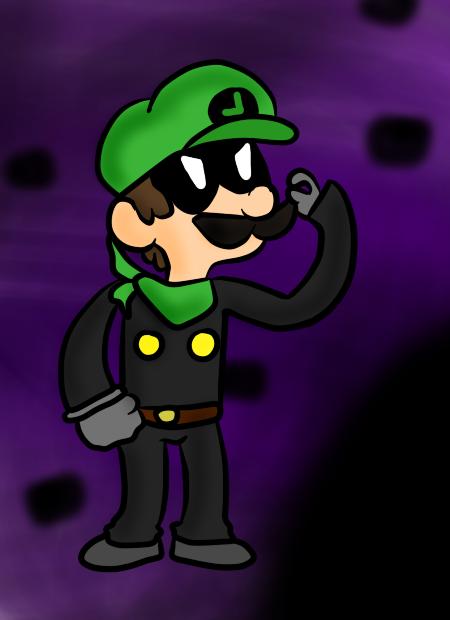 Mr. L, Green Thunder!