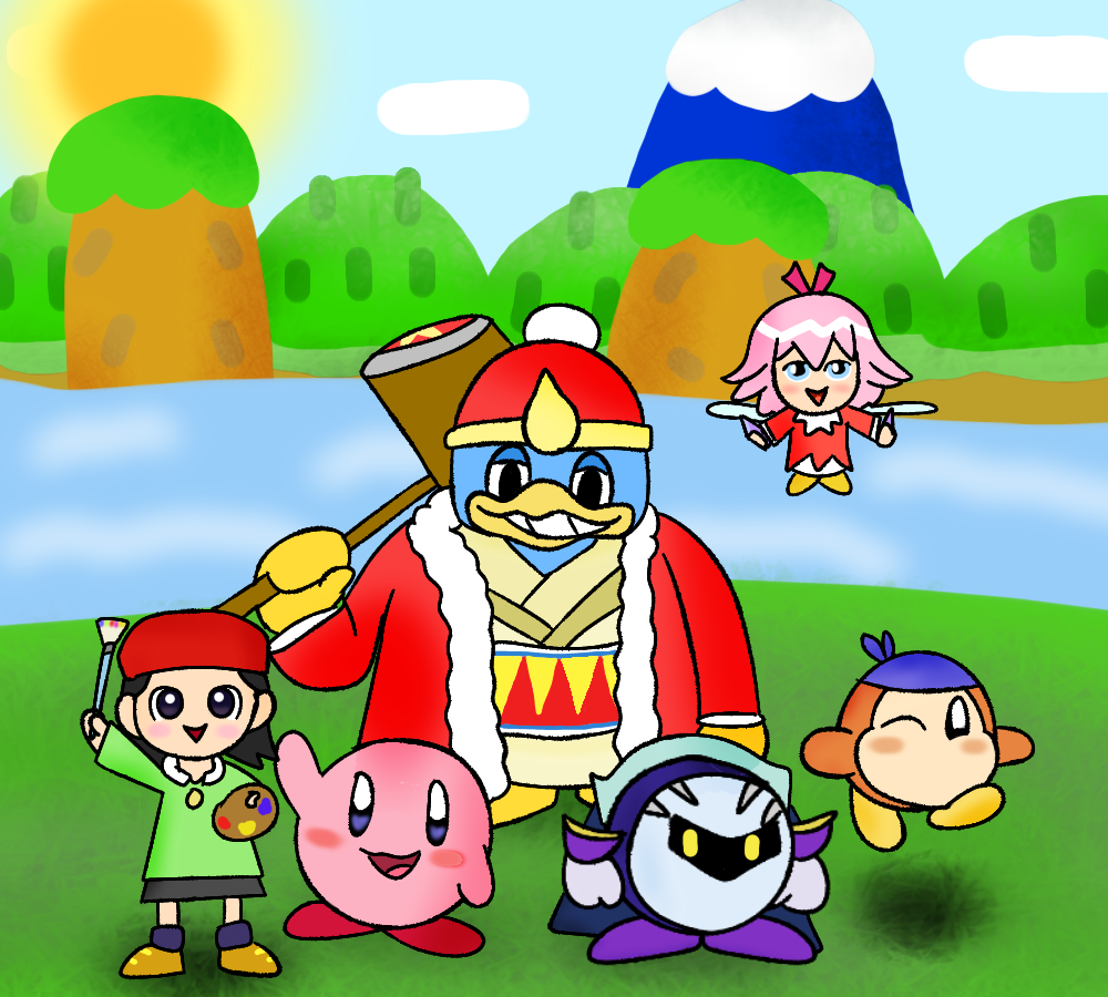 Kirby and the Gang