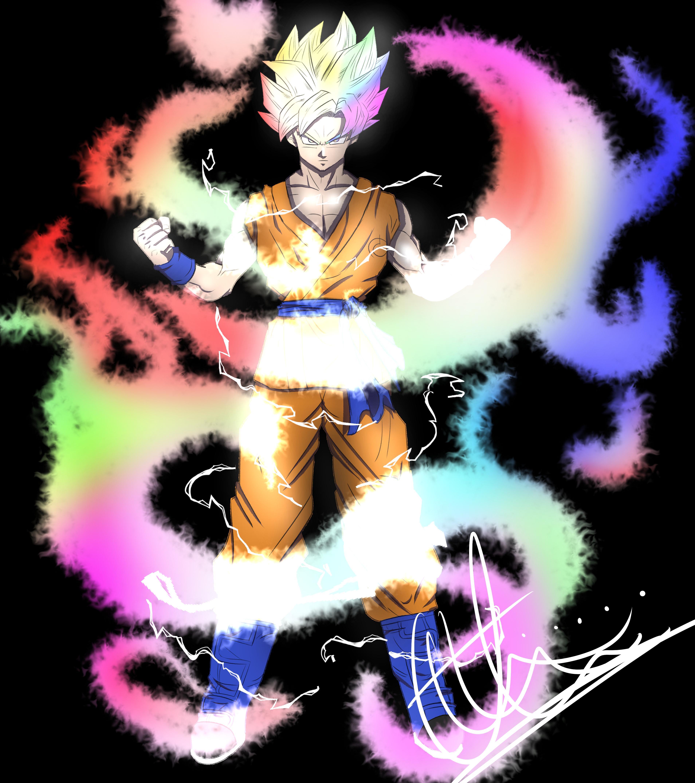 Super Saiyan Infinity