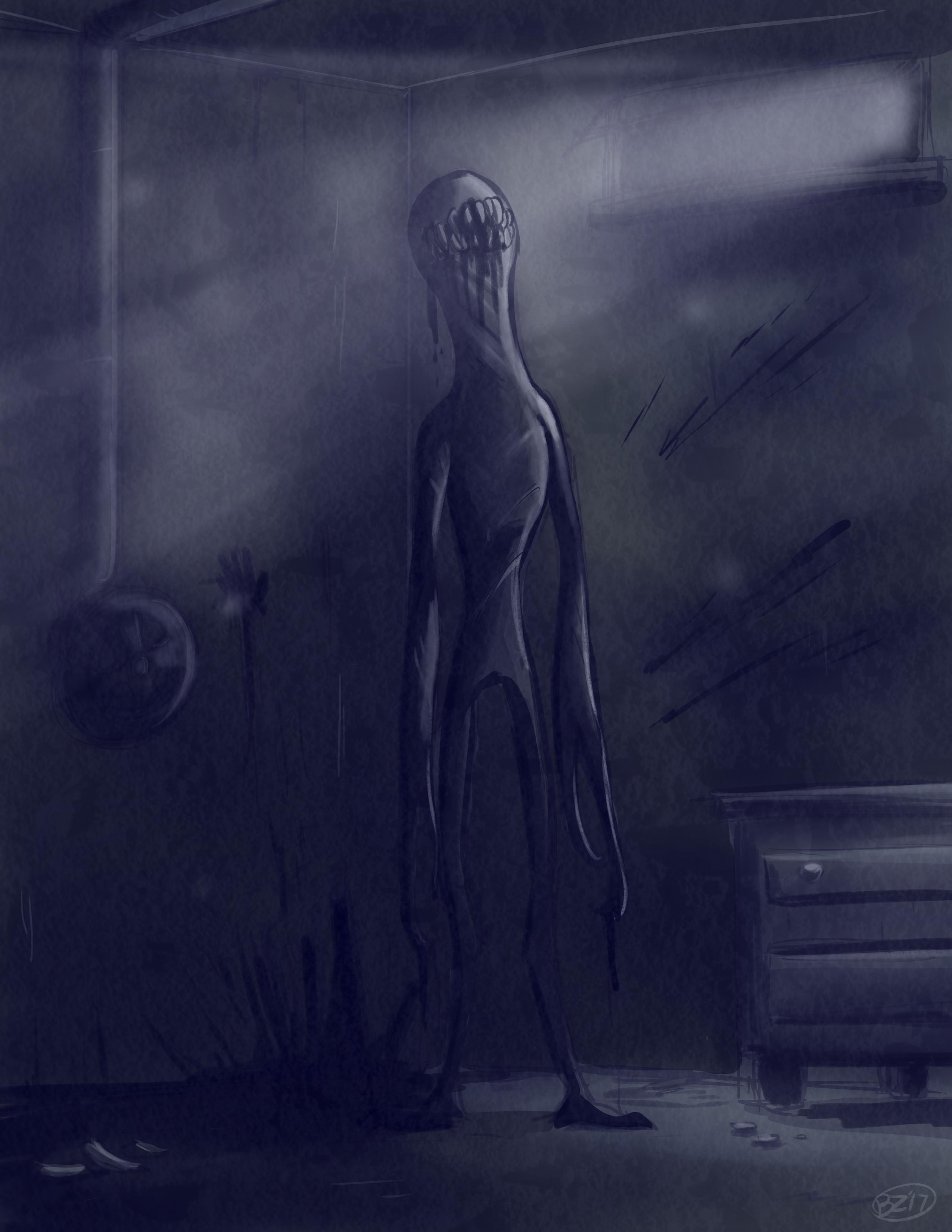 Creature in the Corner