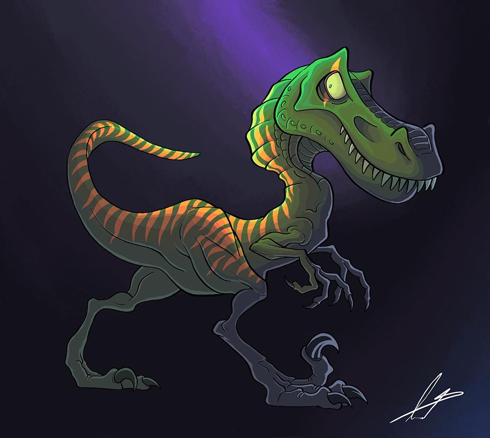 Badass Raptor 2