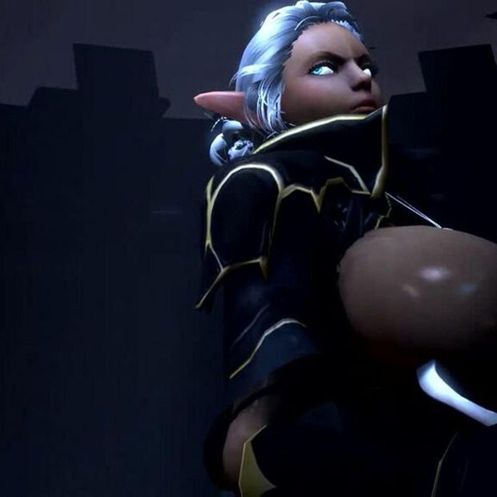 Orc Tamer Teaser (ANIMATION LINK BELOW)