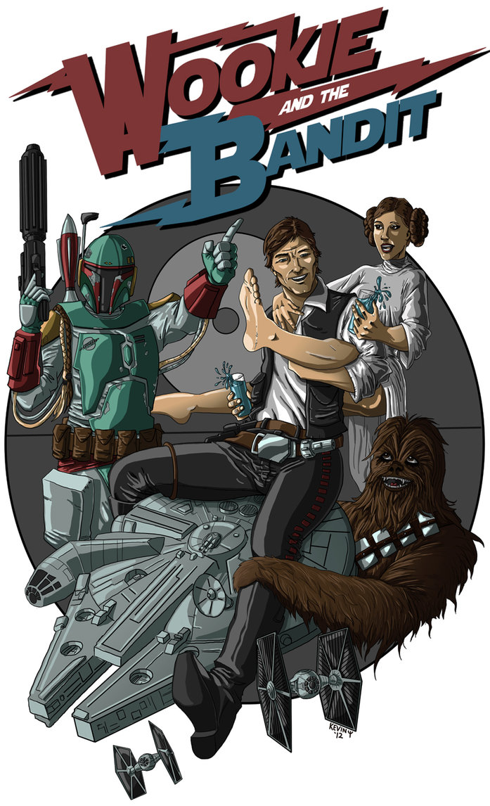 Wookie and The Bandit