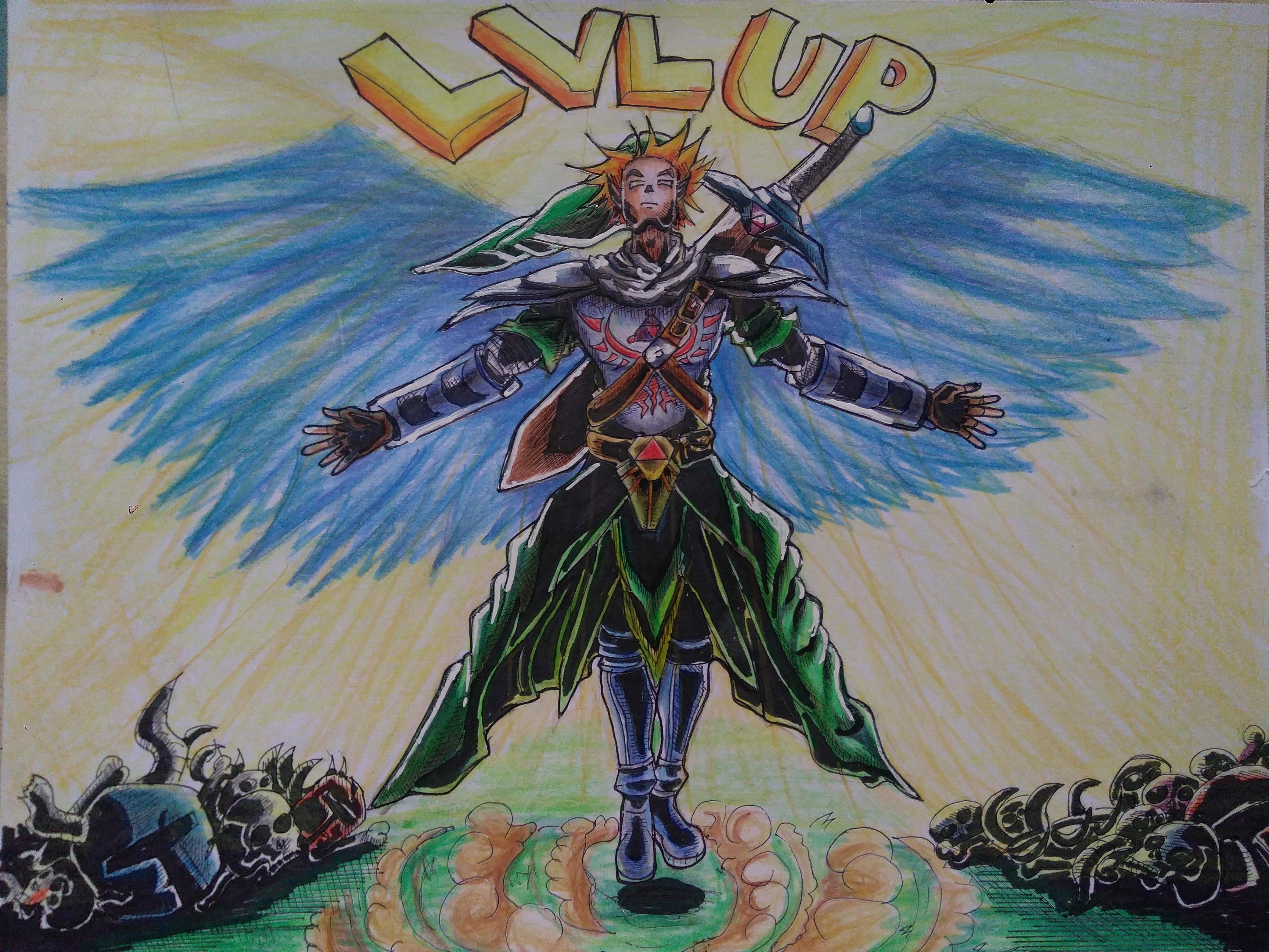 Zelda lvl99