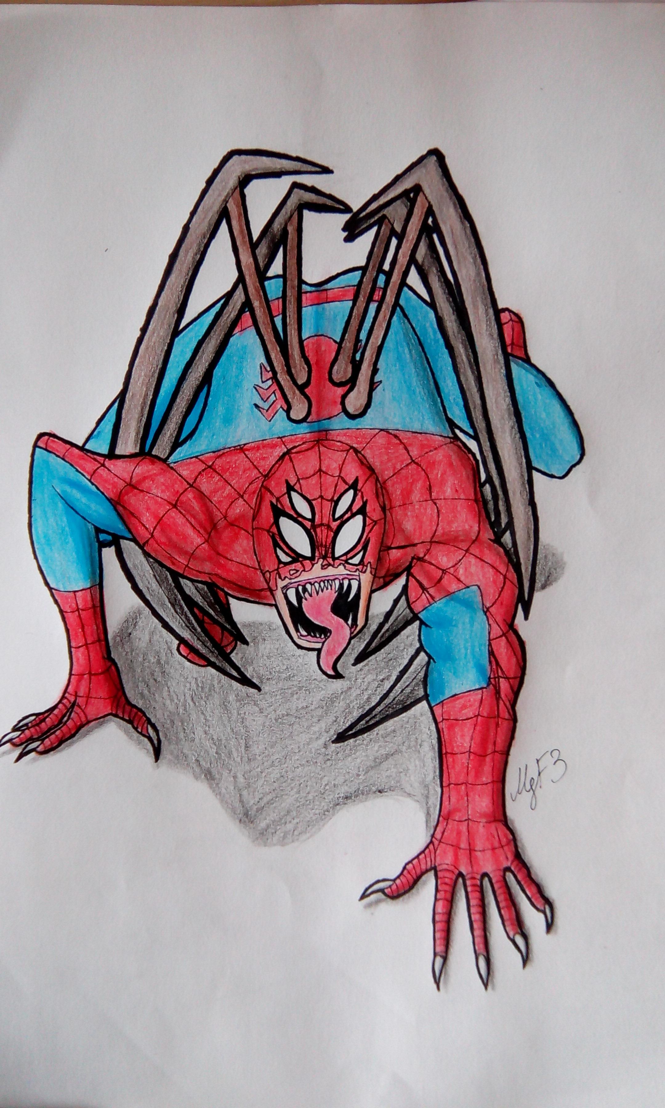 Spiderman level 99