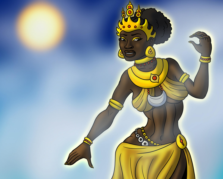 Dance of the Apsara