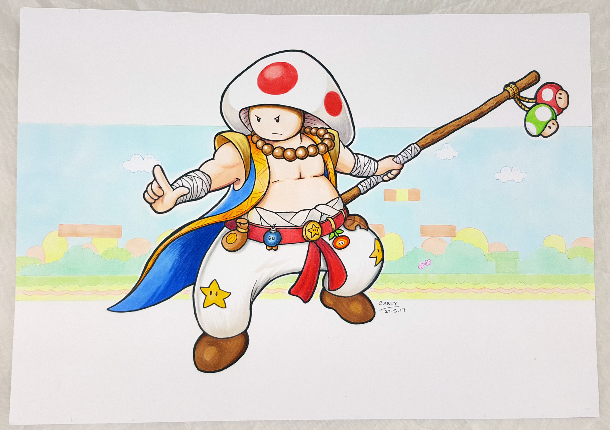 Toad Lv99