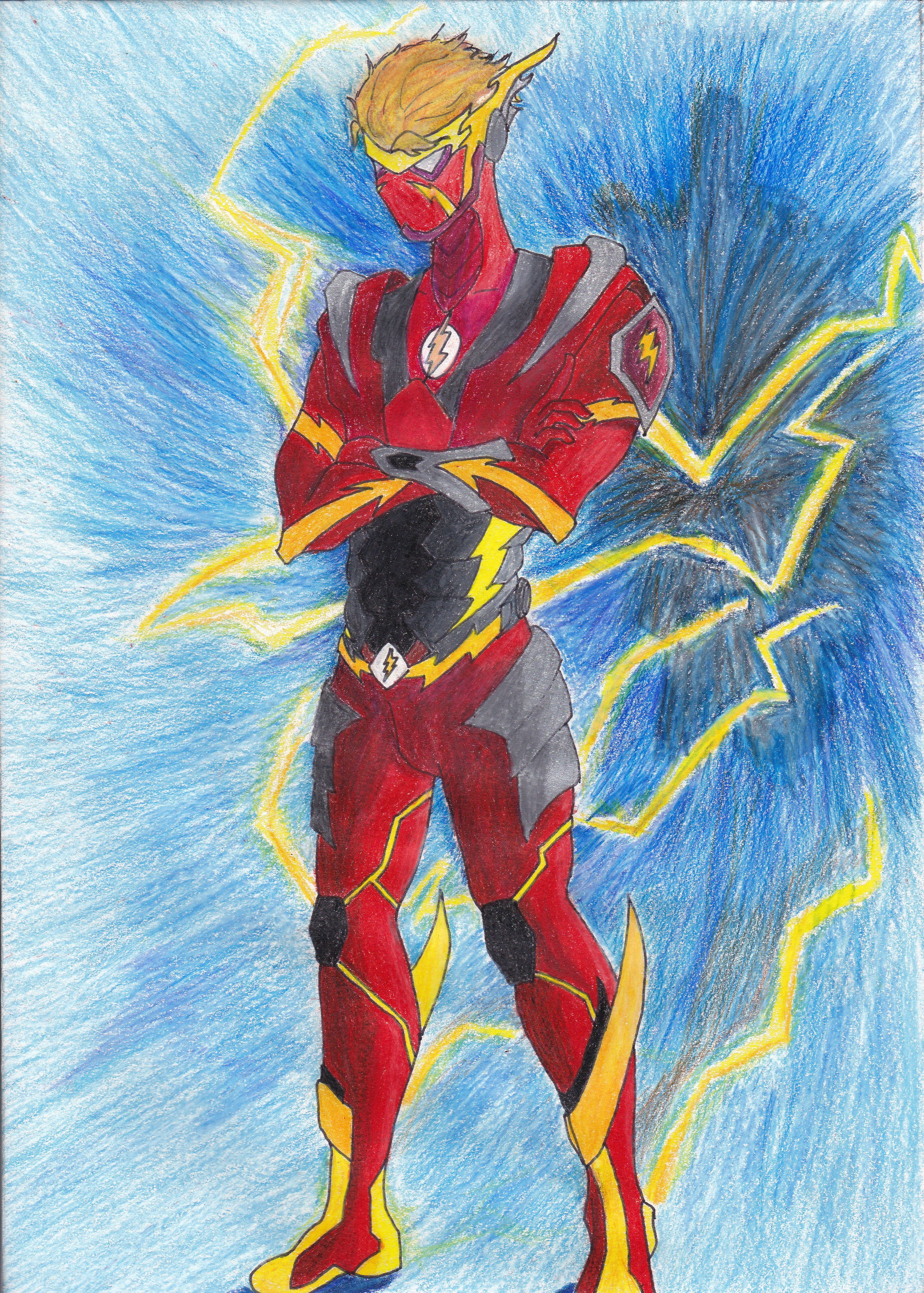 Master of The Speed Force