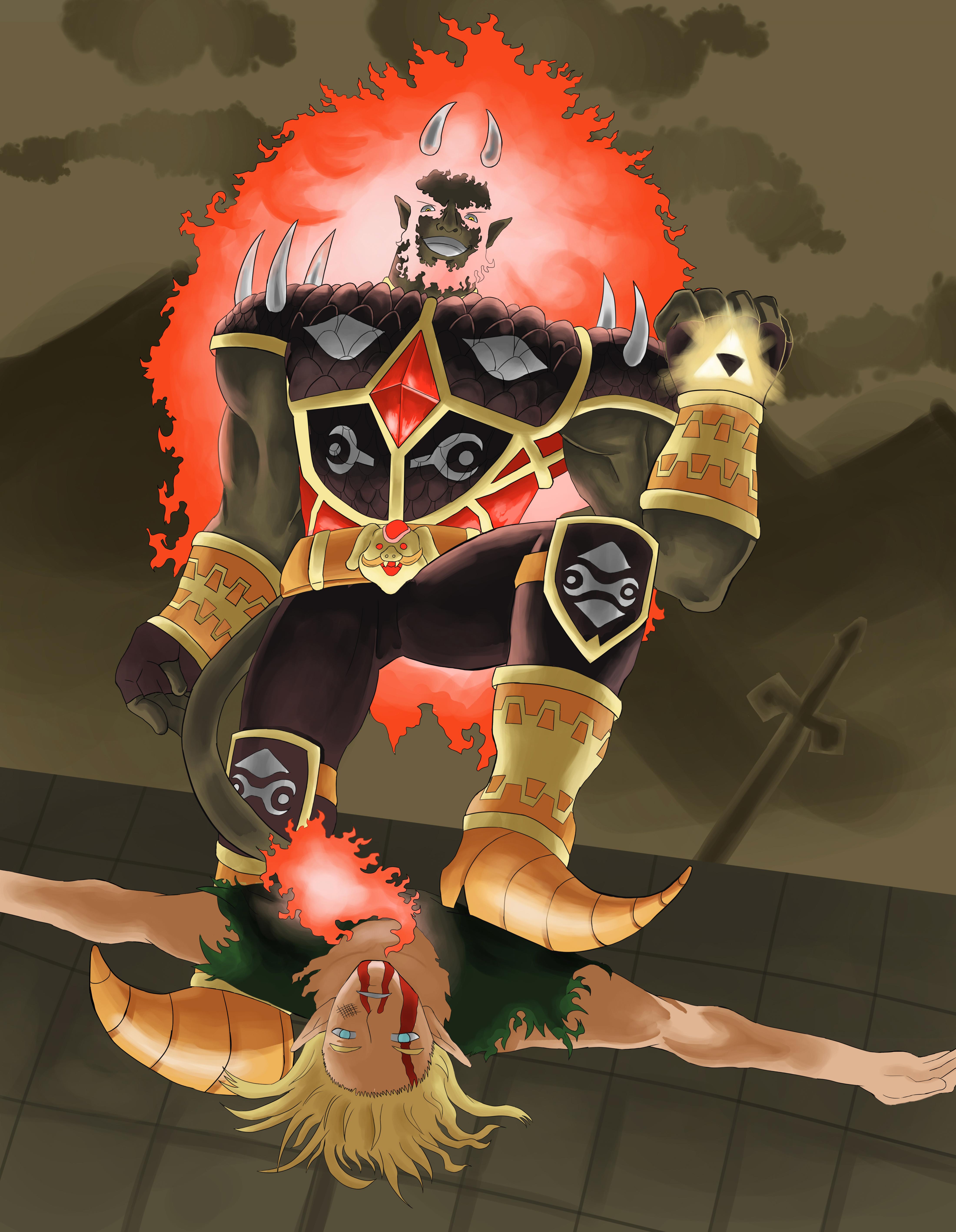 Max Level Ganondorf