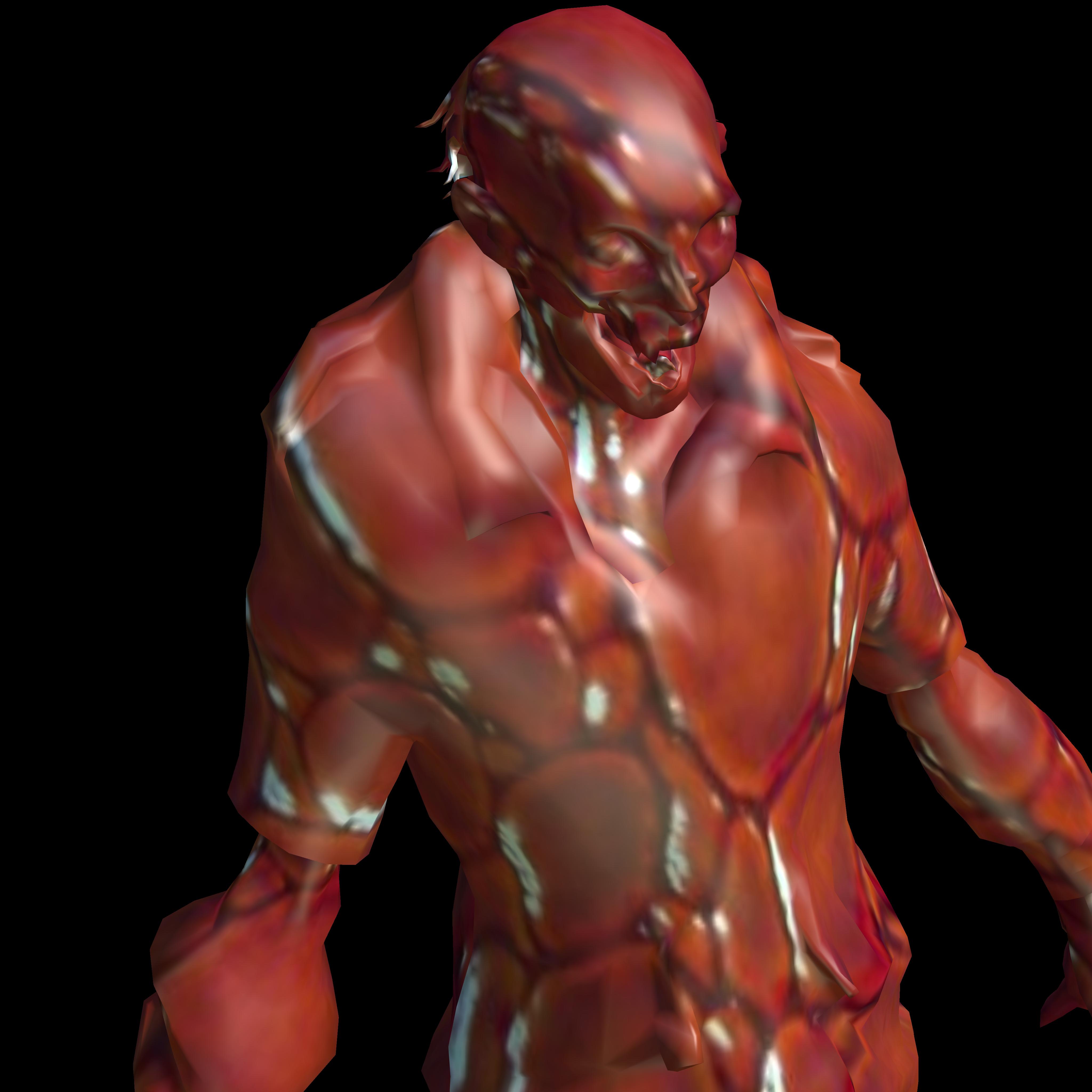 Burdened Hemogoblin