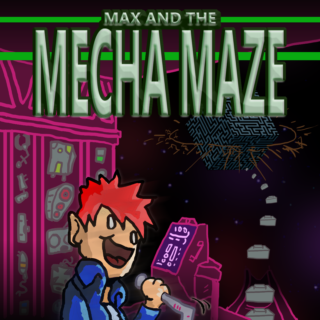 Max and the MechaMaze