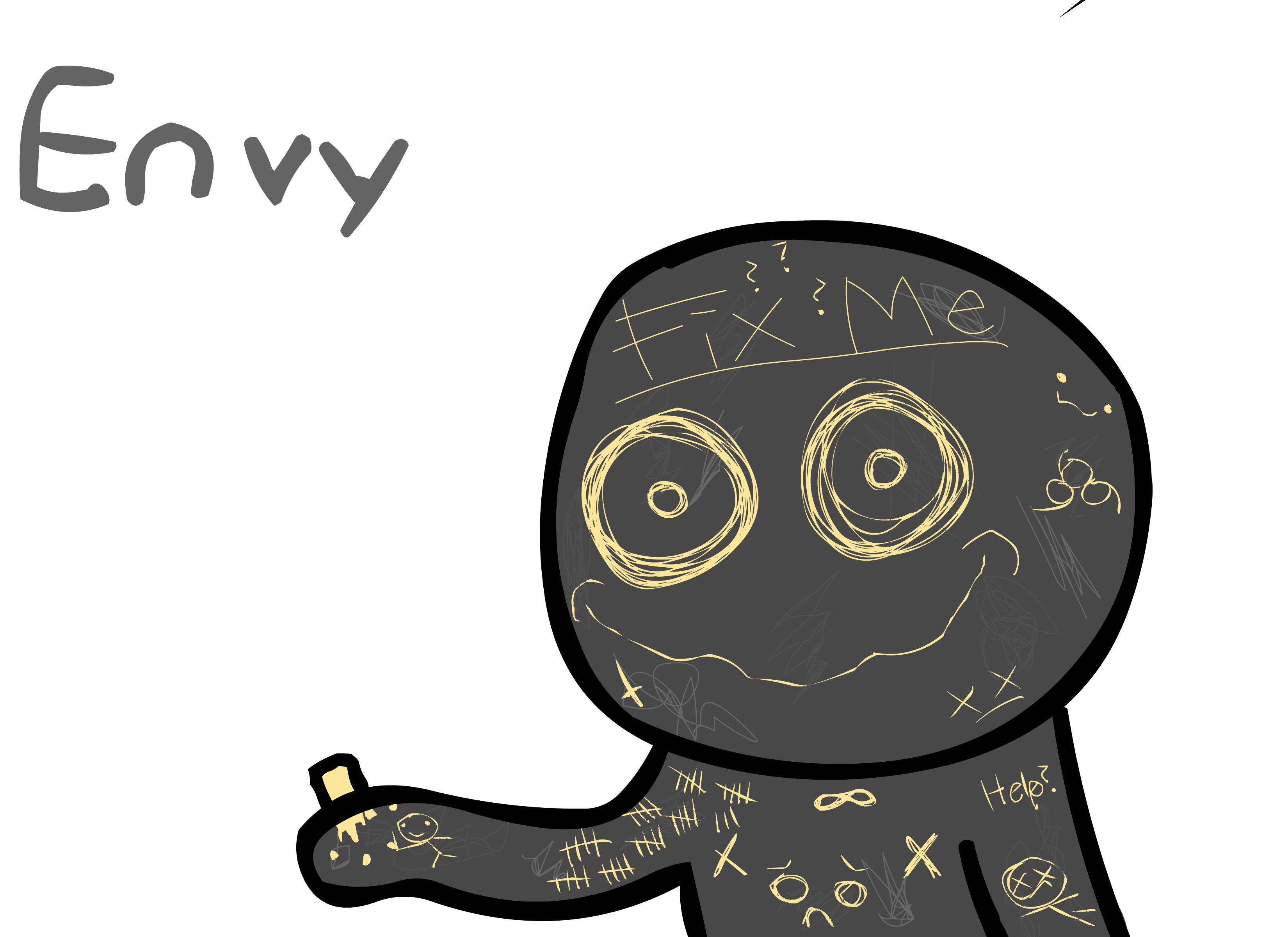 7 Deadly Sin : Envy