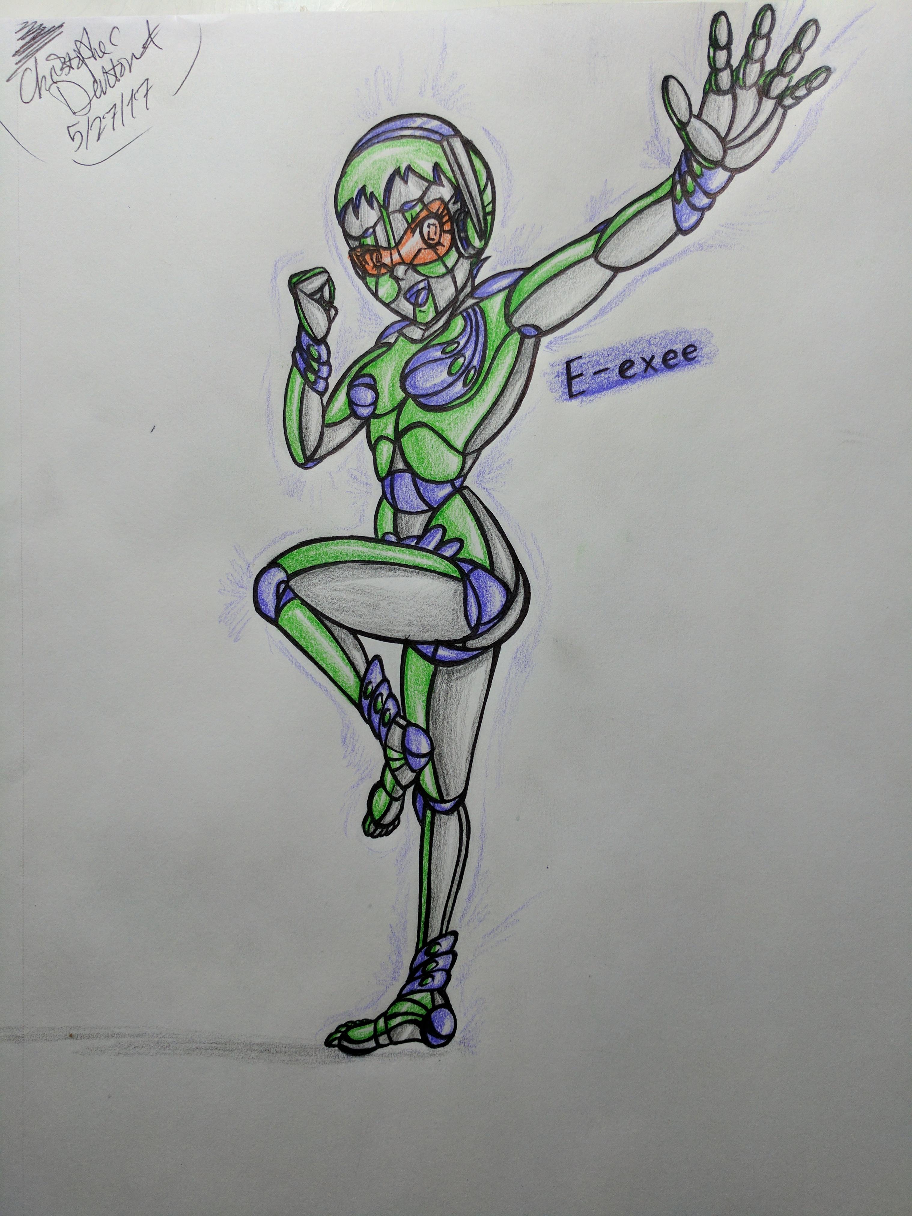 E-exee