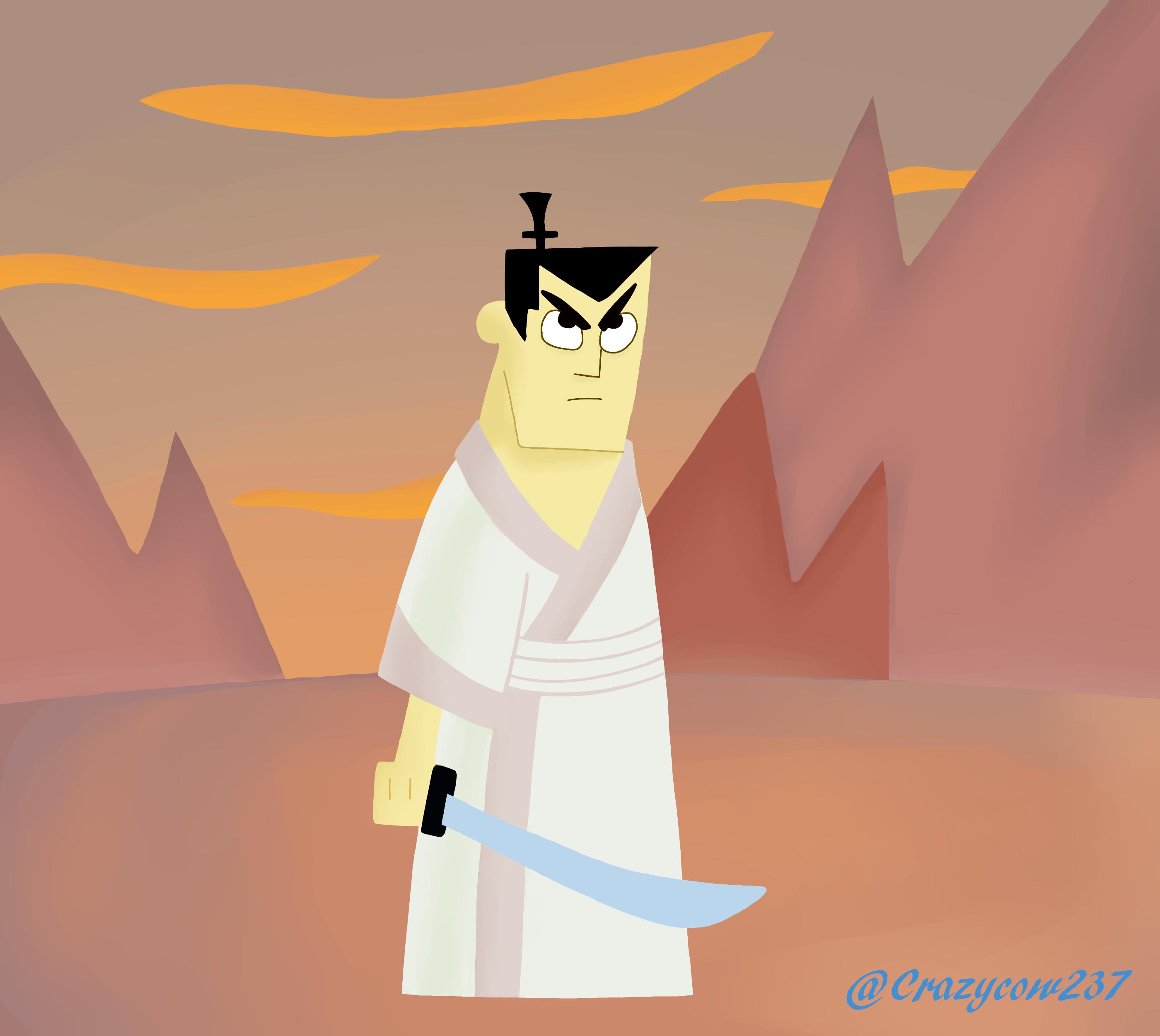 Foolish samurai