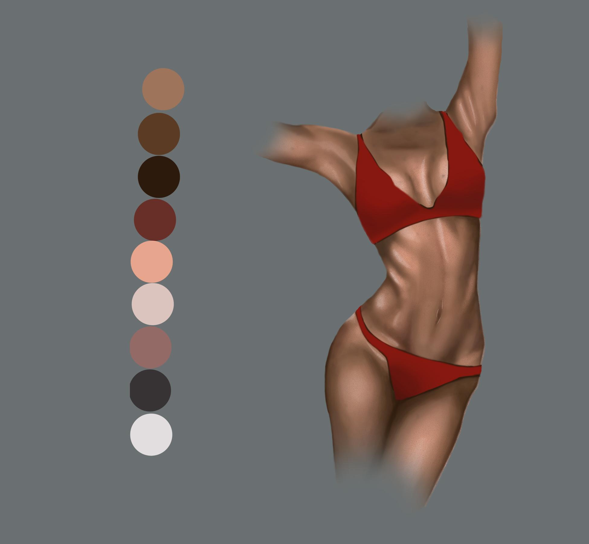 Skin practice 2
