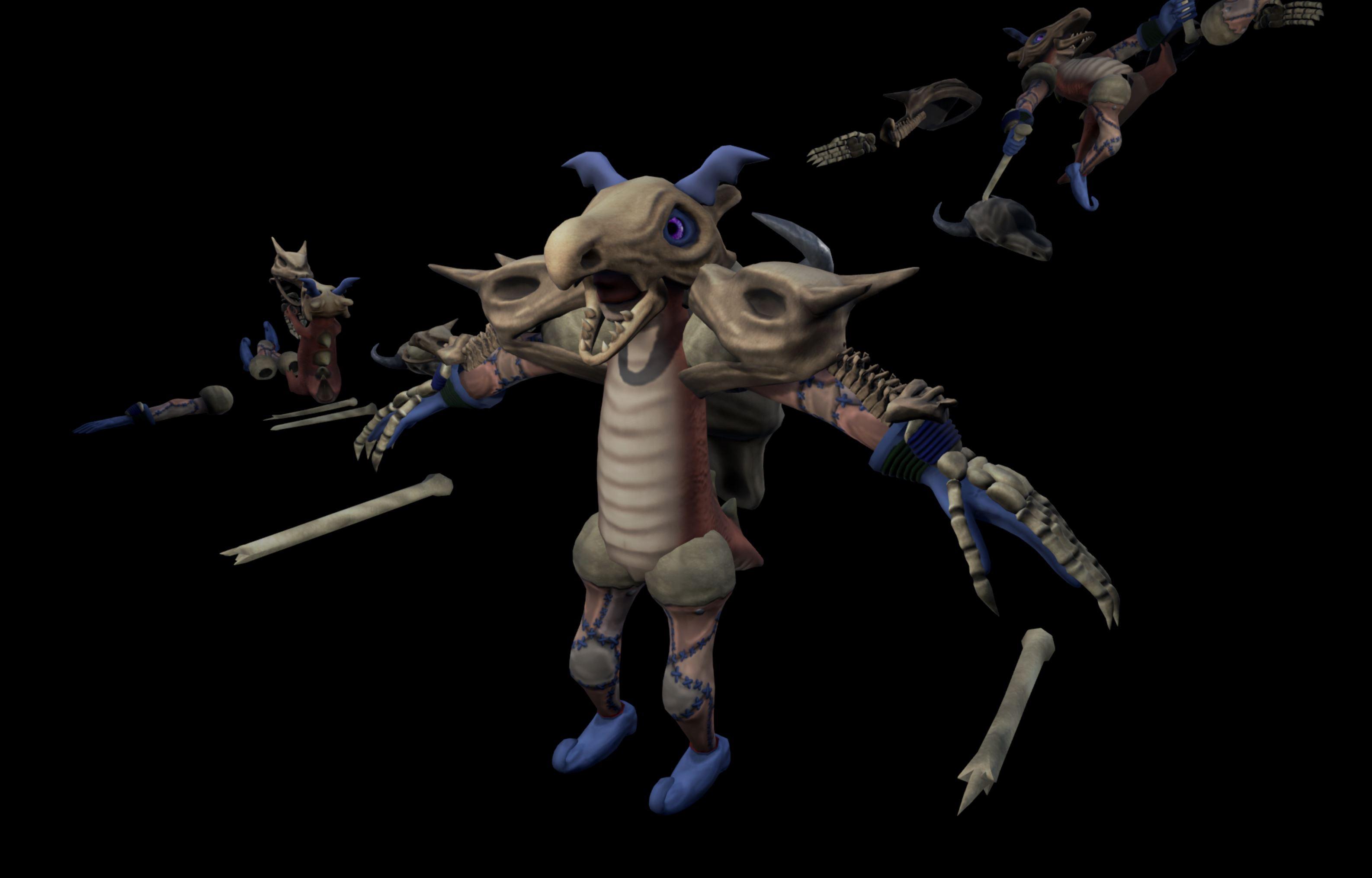 Mi Bone (a pokemon fusion)