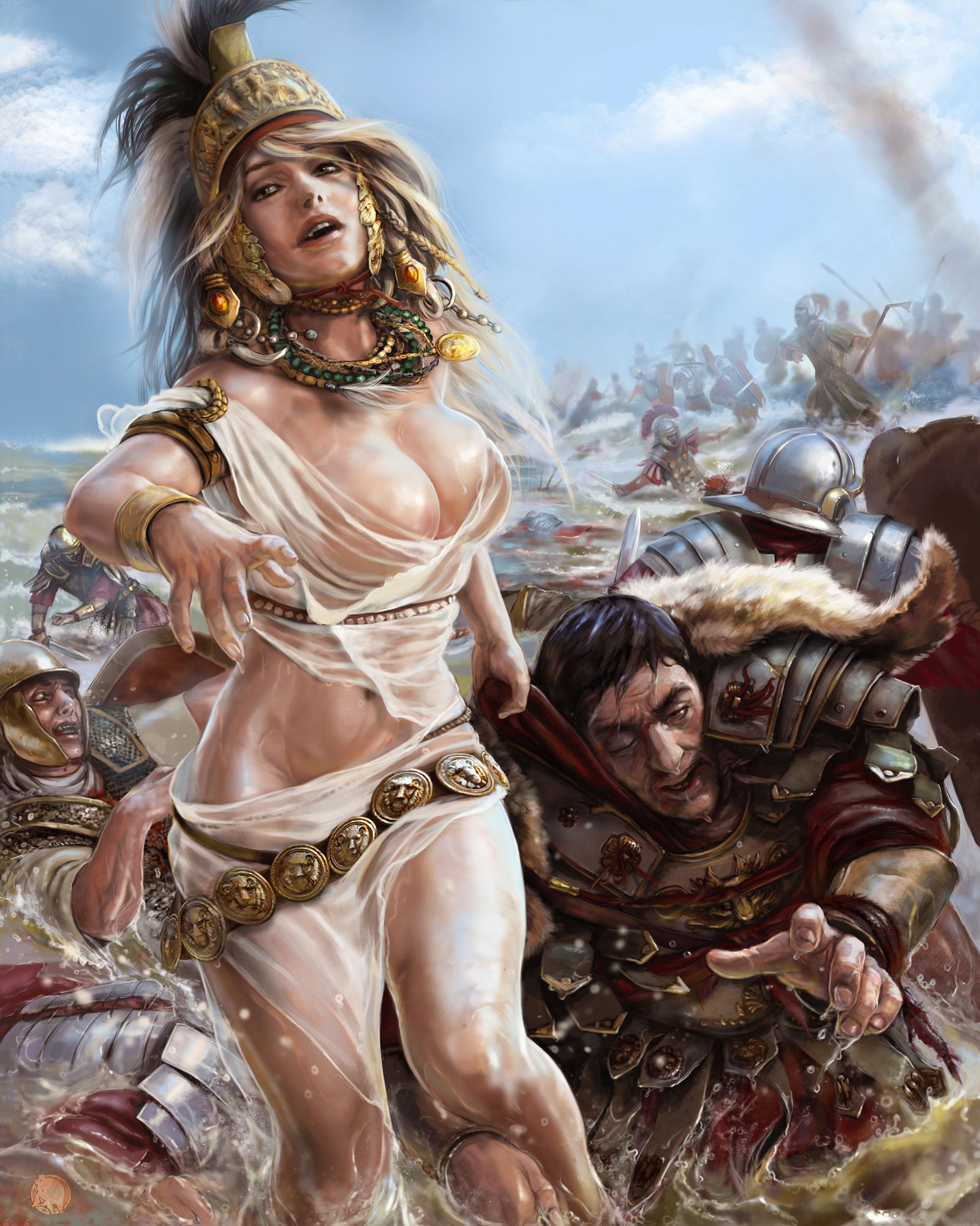 Bellona and Legatus