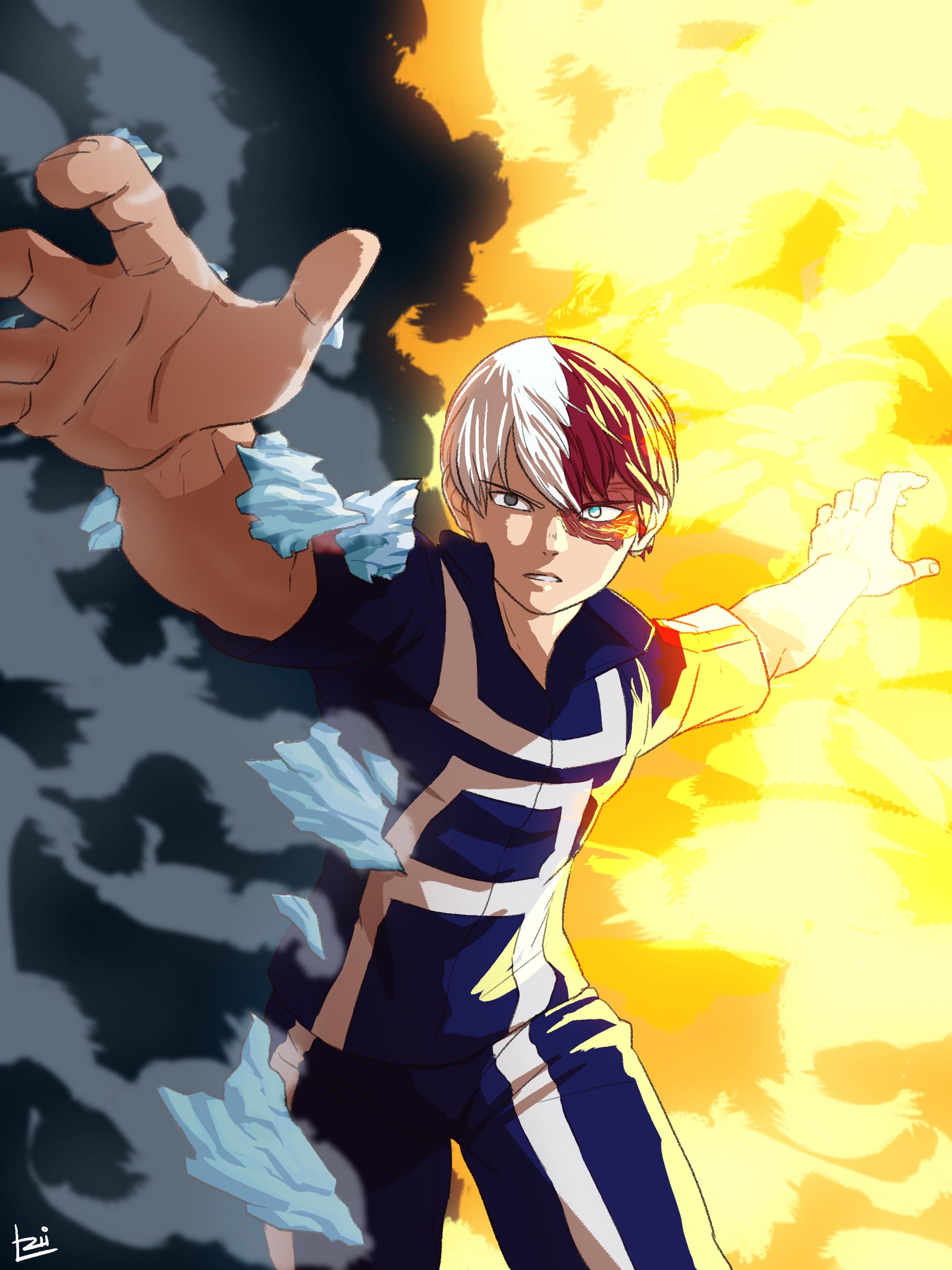 Fierce Fiery Fire