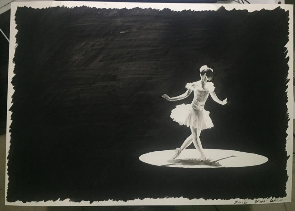 Ballerina Spotlight 1
