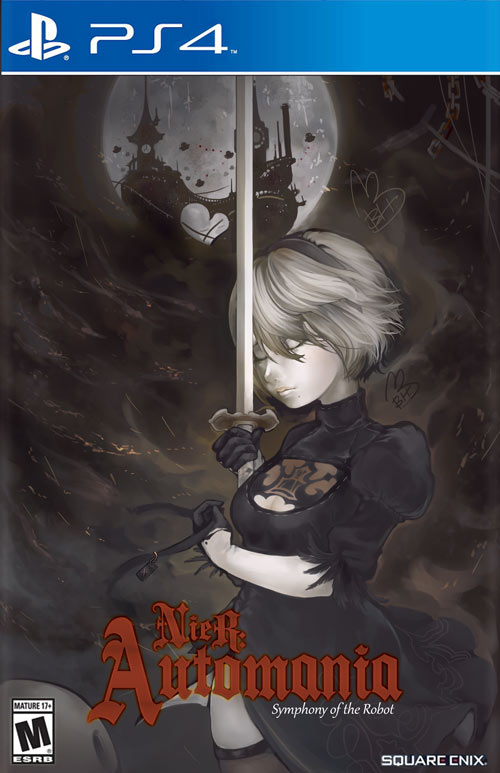 NieR Automania: Symphony of the Robot